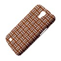 WOVEN1 WHITE MARBLE & RUSTED METAL Samsung Galaxy Mega 6.3  I9200 Hardshell Case View4