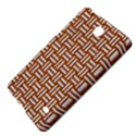 WOVEN1 WHITE MARBLE & RUSTED METAL Samsung Galaxy Tab 4 (8 ) Hardshell Case  View4