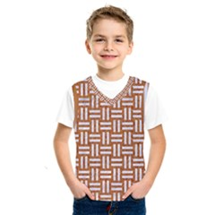 WOVEN1 WHITE MARBLE & RUSTED METAL Kids  SportsWear