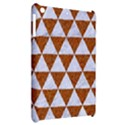 TRIANGLE3 WHITE MARBLE & RUSTED METAL Apple iPad Mini Hardshell Case View2