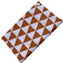 TRIANGLE3 WHITE MARBLE & RUSTED METAL Apple iPad Mini Hardshell Case View4