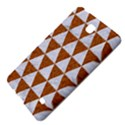 TRIANGLE3 WHITE MARBLE & RUSTED METAL Samsung Galaxy Tab 4 (8 ) Hardshell Case  View4