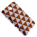 TRIANGLE3 WHITE MARBLE & RUSTED METAL Samsung Galaxy Tab 4 (8 ) Hardshell Case  View5