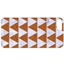 TRIANGLE2 WHITE MARBLE & RUSTED METAL Apple iPhone 5 Classic Hardshell Case View1