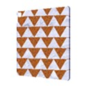 TRIANGLE2 WHITE MARBLE & RUSTED METAL Apple iPad Pro 10.5   Hardshell Case View3