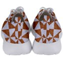 TRIANGLE1 WHITE MARBLE & RUSTED METAL Men s Lightweight Sports Shoes View4