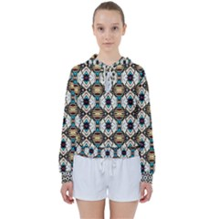 Pattern 17 Women s Tie Up Sweat