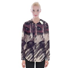 Femininely Badass Womens Long Sleeve Shirt