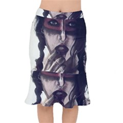 Femininely Badass Mermaid Skirt by sirenstore