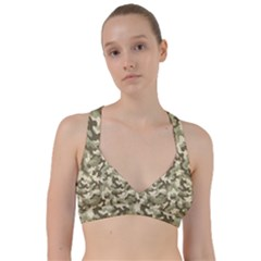 Camouflage 03 Sweetheart Sports Bra by quinncafe82