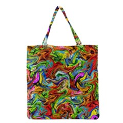 P 867 Grocery Tote Bag by ArtworkByPatrick