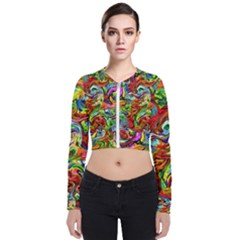 Pattern 21 Bomber Jacket