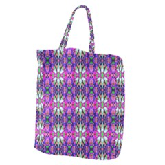 Pattern 32 Giant Grocery Zipper Tote