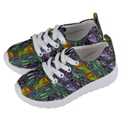 May Be A Woman In Manga Fire Kids  Lightweight Sports Shoes by pepitasart