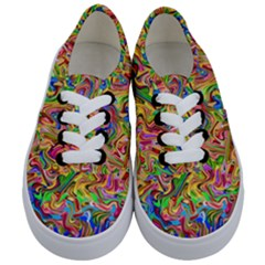 Colorful 2 Kids  Classic Low Top Sneakers
