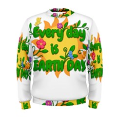 Earth Day Men s Sweatshirt