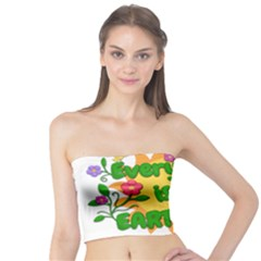 Earth Day Tube Top