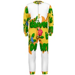 Earth Day OnePiece Jumpsuit (Men)