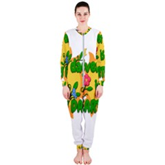 Earth Day OnePiece Jumpsuit (Ladies)