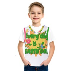 Earth Day Kids  SportsWear