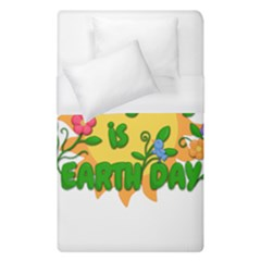 Earth Day Duvet Cover (Single Size)