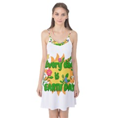 Earth Day Camis Nightgown