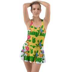 Earth Day Swimsuit