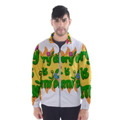 Earth Day Wind Breaker (Men)