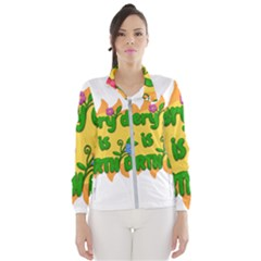 Earth Day Wind Breaker (Women)