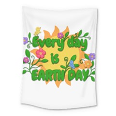 Earth Day Medium Tapestry