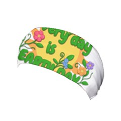 Earth Day Yoga Headband