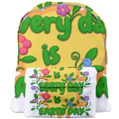 Earth Day Giant Full Print Backpack