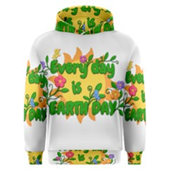 Earth Day Men s Overhead Hoodie