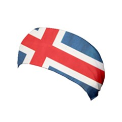 Iceland Flag Yoga Headband