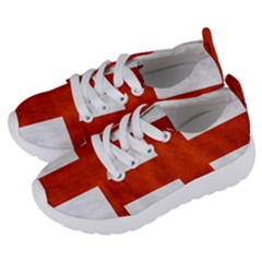 England Flag Kids  Lightweight Sports Shoes by Valentinaart