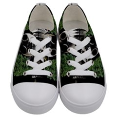 Ecology Kids  Low Top Canvas Sneakers
