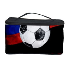 Russia Football World Cup Cosmetic Storage Case by Valentinaart