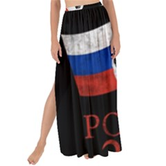 Russia Football World Cup Maxi Chiffon Tie Up Sarong by Valentinaart