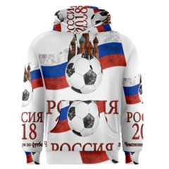 Russia Football World Cup Men s Pullover Hoodie