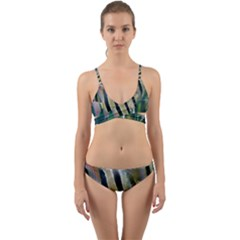 Angelfish 1 Wrap Around Bikini Set by trendistuff