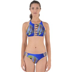 Butterfly Fish 1 Perfectly Cut Out Bikini Set