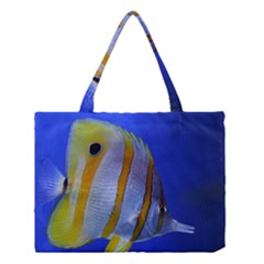 Butterfly Fish 1 Medium Tote Bag by trendistuff