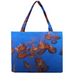 Jellyfish Aquarium Mini Tote Bag