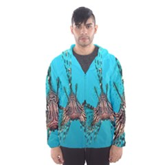 Lionfish 2 Hooded Wind Breaker (men)
