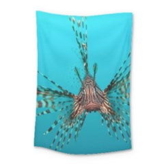 Lionfish 2 Small Tapestry by trendistuff