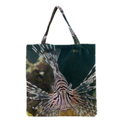 Lionfish 4 Grocery Tote Bag by trendistuff