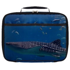 Whale Shark 1 Full Print Lunch Bag by trendistuff