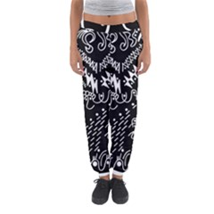 Chicken Hawk Invert Women s Jogger Sweatpants by MRTACPANS