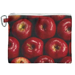Apples 2 Canvas Cosmetic Bag (xxl) by trendistuff