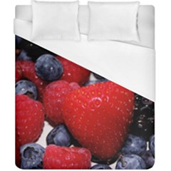 Berries 1 Duvet Cover (california King Size) by trendistuff